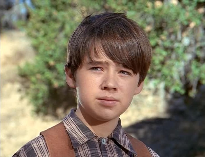 Michael-James Wixted in Little House on the Prairie